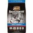 Merrick Backcountry Raw Infused - Hero's Banquet Dry Dog Food (4 lb)