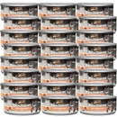 Merrick Backcountry - Real Salmon Pate Canned Cat Food (24x5.5 oz)