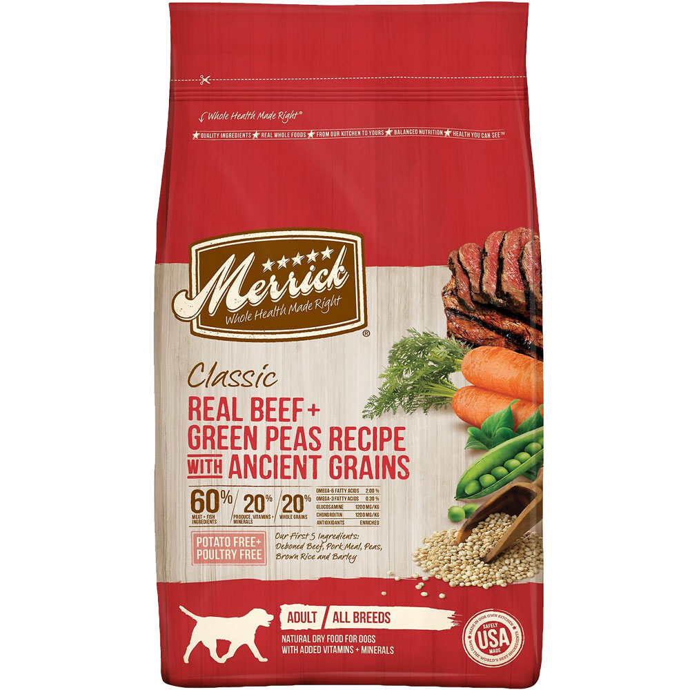 MERRICK-CLASSIC-BEEF-DOG-FOOD-25LB