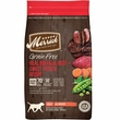 Merrick Grain Free - Real Buffalo, Beef & Sweet Potato Recipe Dry Dog Food (12 lb)