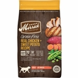 Merrick Grain Free - Real Chicken & Sweet Potato Recipe Dry Dog Food (25 lb)