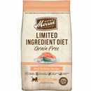Merrick Limited Ingredient Diet Grain Free - Real Salmon Recipe Dry Cat Food (4 lb)