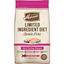 Merrick Limited Ingredient Diet Grain Free - Real Turkey Recipe Dry Cat Food (4 lb)