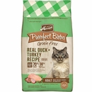 Merrick Purrfect Bistro Grain Free - Real Duck & Turkey Recipe Dry Cat Food (4 lb)