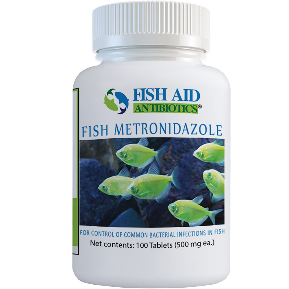 Metronidazole Tablets 500mg (100 Tablets) im test