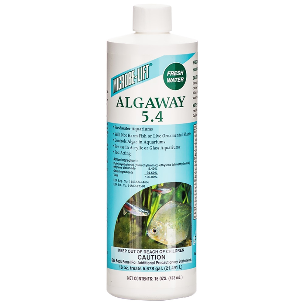 Microbe-Lift Algaway 5.4 Algae Control (16 oz) im test