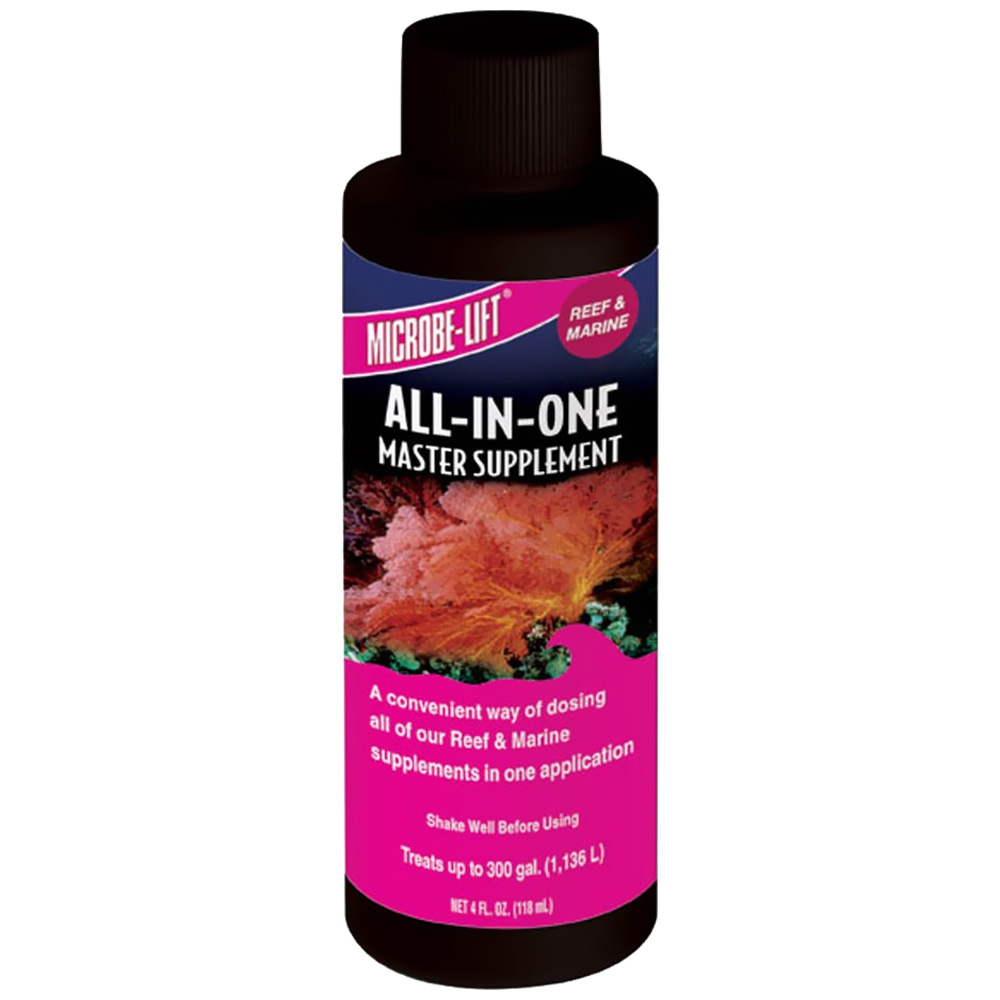 Microbe-Lift All in One Reef & Marine (4 oz) im test