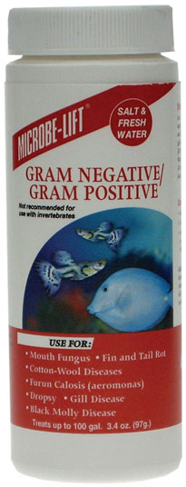 Microbe-Lift Gram Negative/Gram Positive Powder (3.4 oz) im test