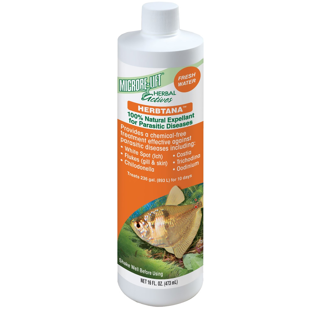 Microbe-Lift Herbtana Fresh Water (16 oz) im test