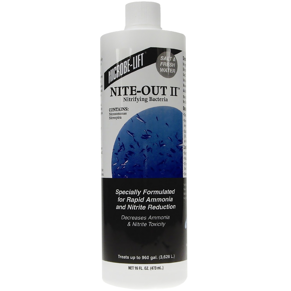 Microbe-Lift Nite-Out II (16 oz) im test