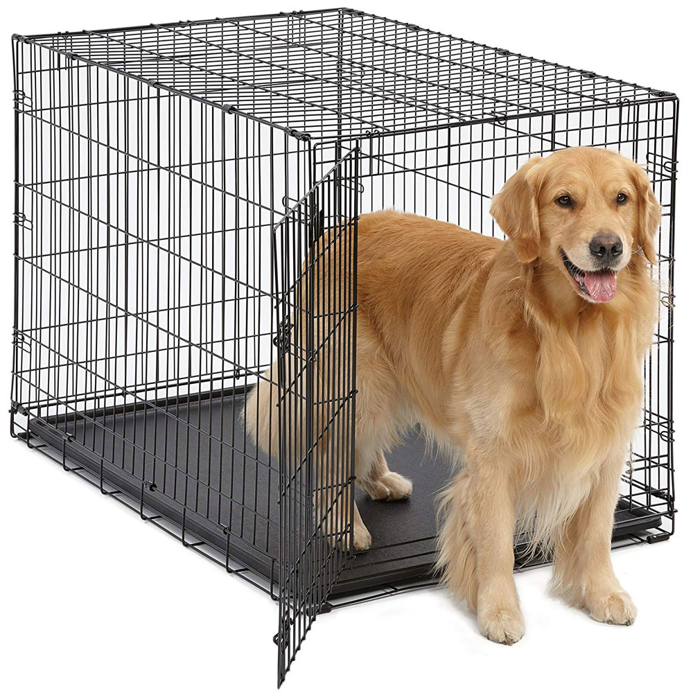 """Image of """"Midwest Big Dog Crate (54""""""""x""""""""35""""""""x""""""""45"""""""")"""""""