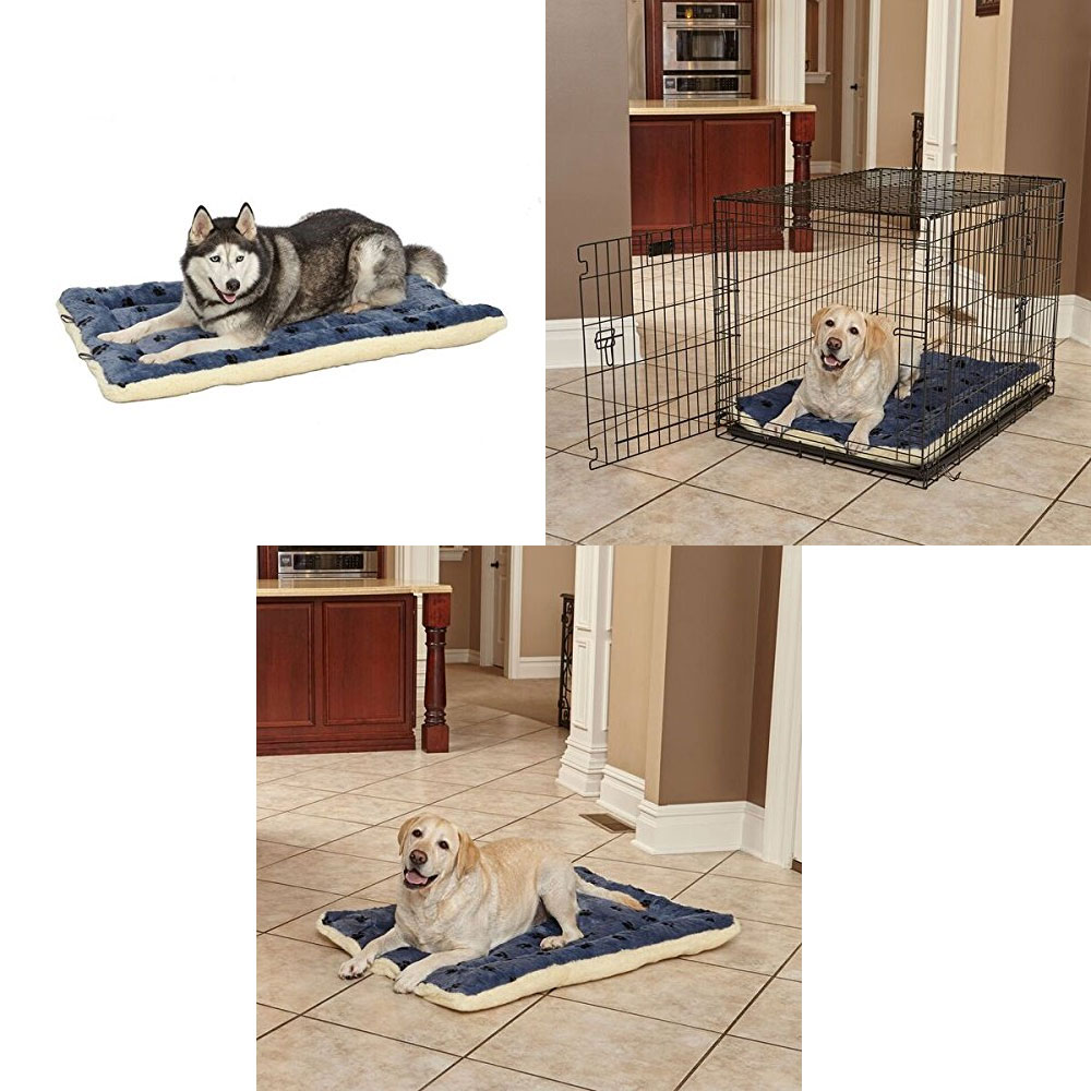 MIDWEST-FLEECE-BLUE-CRATE-MAT-40X27