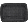 "Midwest Quiet Time Gray Fleece Pet Bed (30""x21"")"