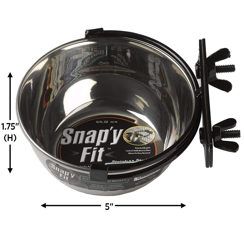 MIDWEST-SNAPY-FIT-WATER-FEED-BOWL-1-25-CUPS
