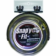 Midwest Stainless Steel Snap'y Fit Water & Feed Bowl (4-cups)