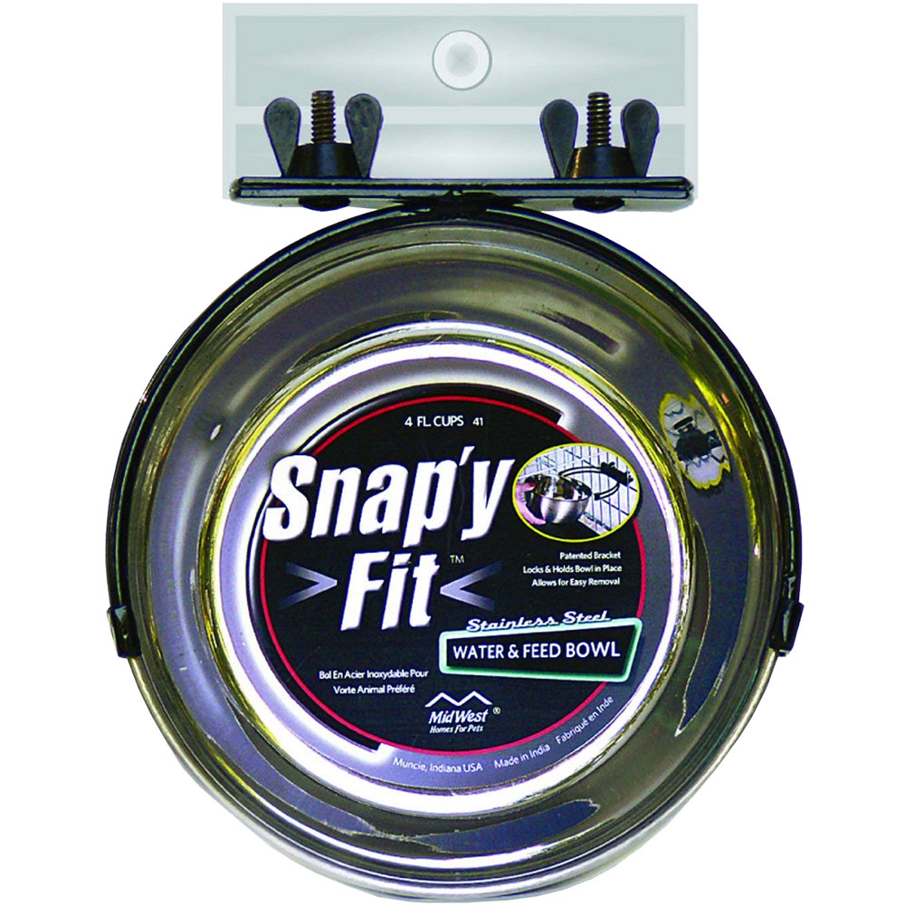 MIDWEST-SNAPY-FIT-WATER-FEED-BOWL-8-CUPS