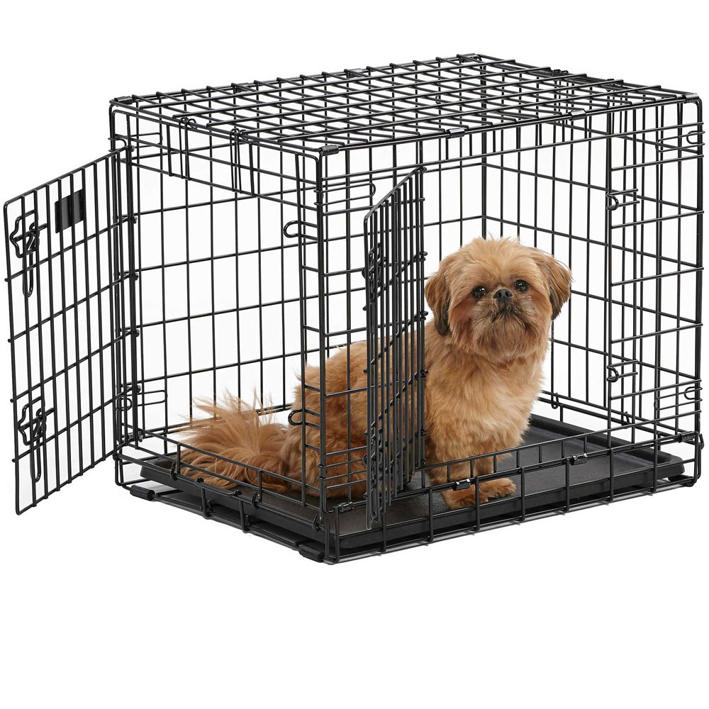 MIDWEST-ULTIMA-PRO-DOUBLE-DOOR-DOG-CRATE-49X30X35