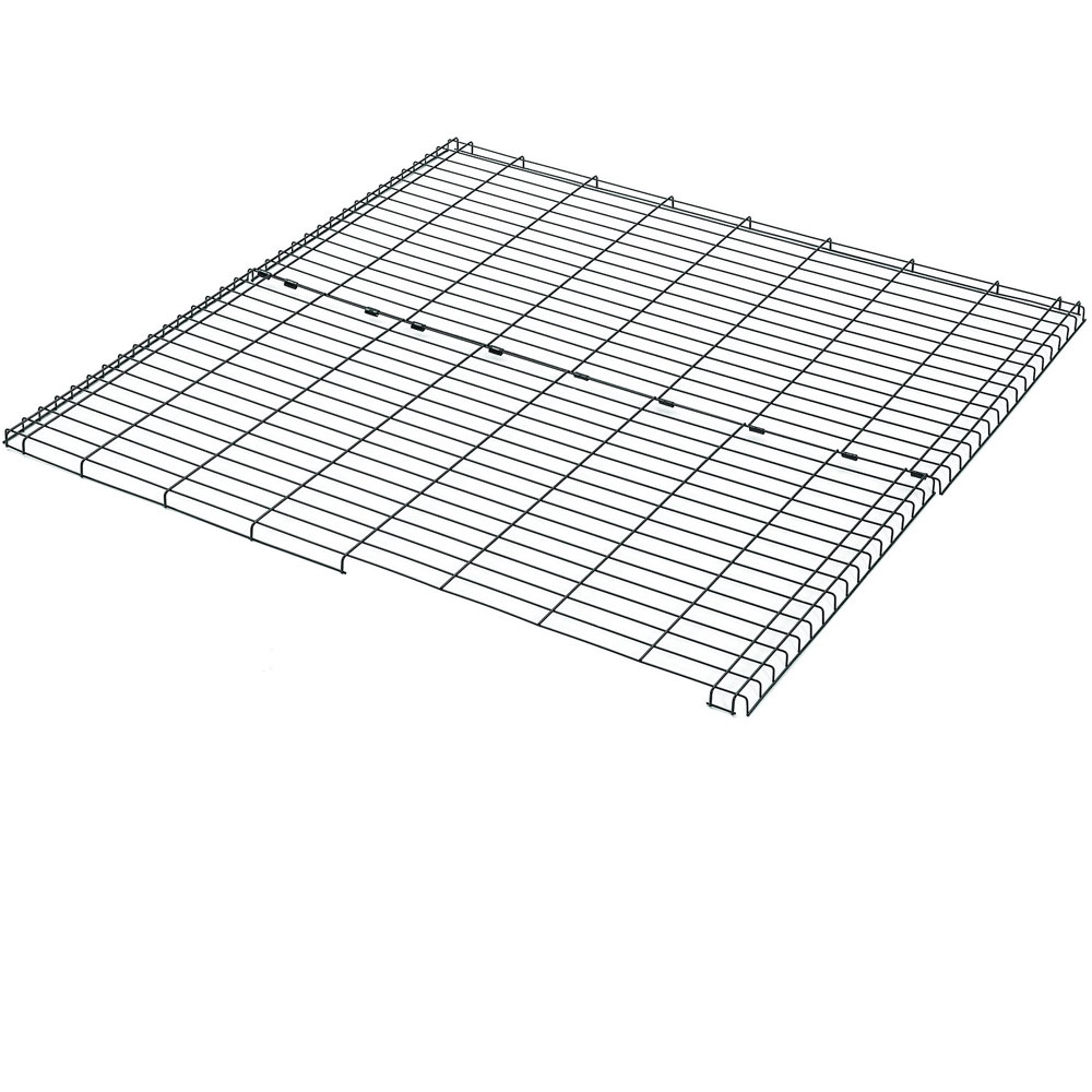 Midwest Wire Mesh Top for Midwest Pens - Black - 48x48 - from EntirelyPets