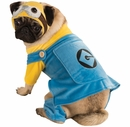 Minion Dog Costume (Medium)