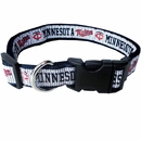 Minnesota Twins Collar - Ribbon (Small)