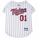 Minnesota Twins Dog Jersey - Medium