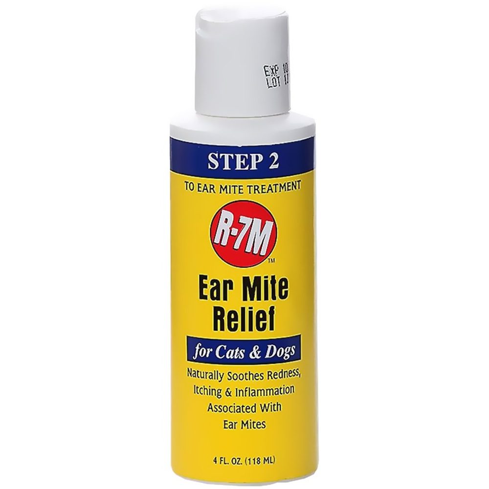 Image of Miracle Care Ear Mite Relief (4 oz)