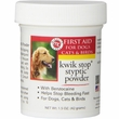 Miracle Care Kwik-Stop Styptic Powder for Dogs, Cats & Birds (1.5 oz)