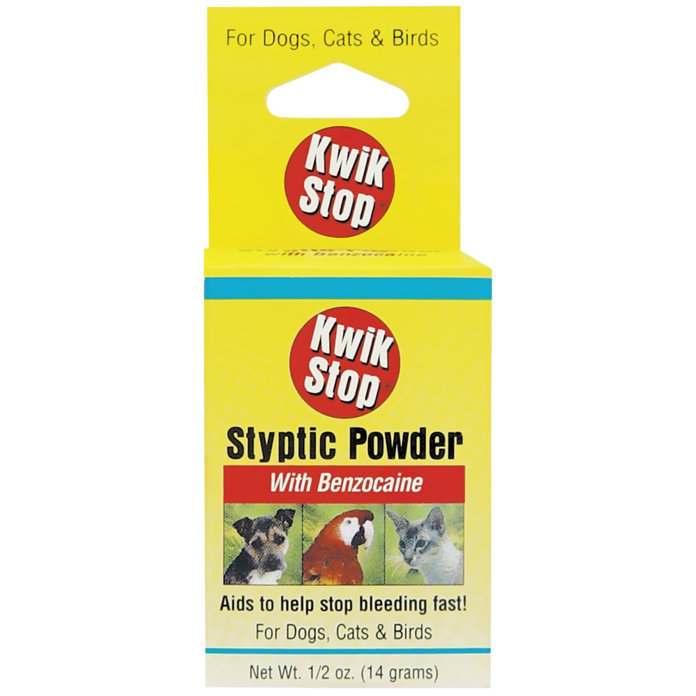 Miracle Care Kwik-Stop Styptic Powder for Dogs, Cats & Birds (.5 oz) im test