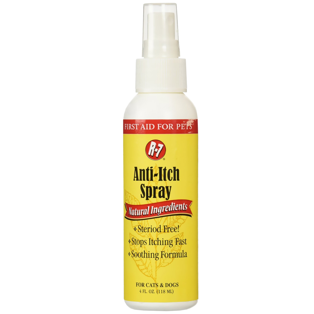 Miracle Care R-7 Anti-Itch Spray (4 oz) im test