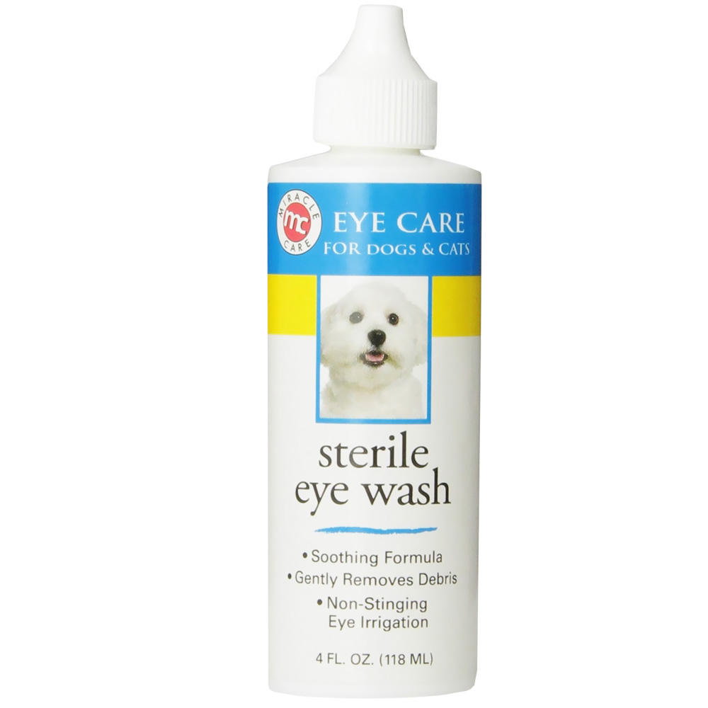 Image of Miracle Care R-7 Sterile Eye Wash (4 oz)