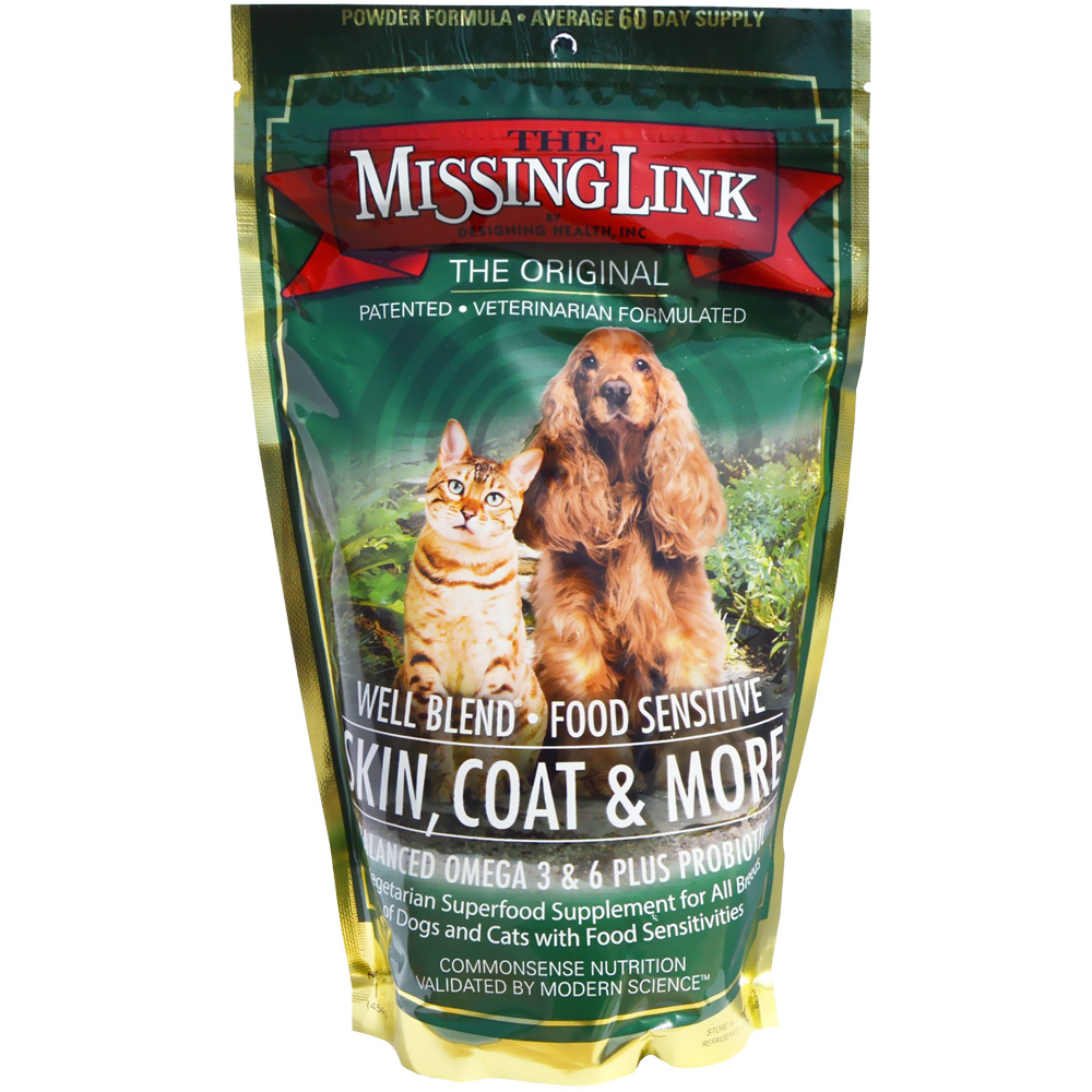 Image of Missing Link - The Original Skin & Coat for Dogs and Cats (1 lb.)