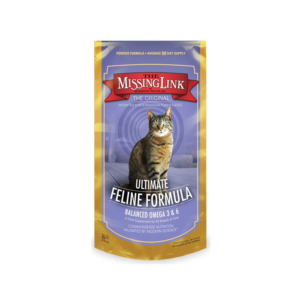 Missing Link Ultimate Feline Formula (6 oz.)