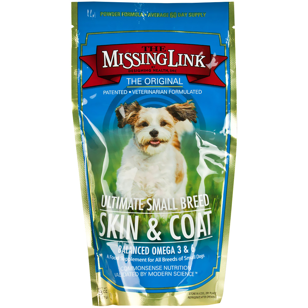 MISSING-LINK-ULTIMATE-SMALL-BREED-SKIN-AND-COAT-FORMULA-8-OZ