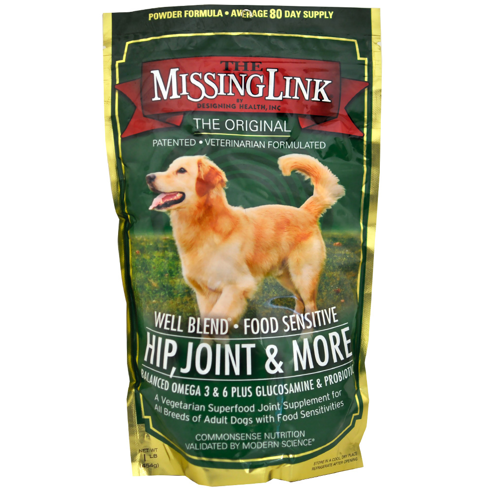 Missing Link Well Blend Hip & Joint (1 lb) im test