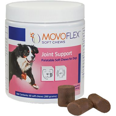Movoflex Joint Support For Dogs Large 60 Soft Chews