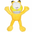 "Multipet Garfield Plush Dog Toy - 10"" (Assorted)"