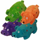 "Multipet Polka Dot Goblet Pig - 9"" (Assorted)"