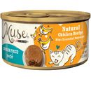 Purina Muse Natural Chicken Cat Food Pate (24x3oz)