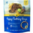 N-Bone Puppy Teething Ring Chicken Flavor - 3 Rings (3.6 oz)