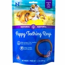 N-Bone Puppy Teething Ring Pumpkin Flavor - 6 Pack (7.2 oz)