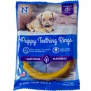 N-Bone Puppy Teething Ring Pumpkin Flavor - Single