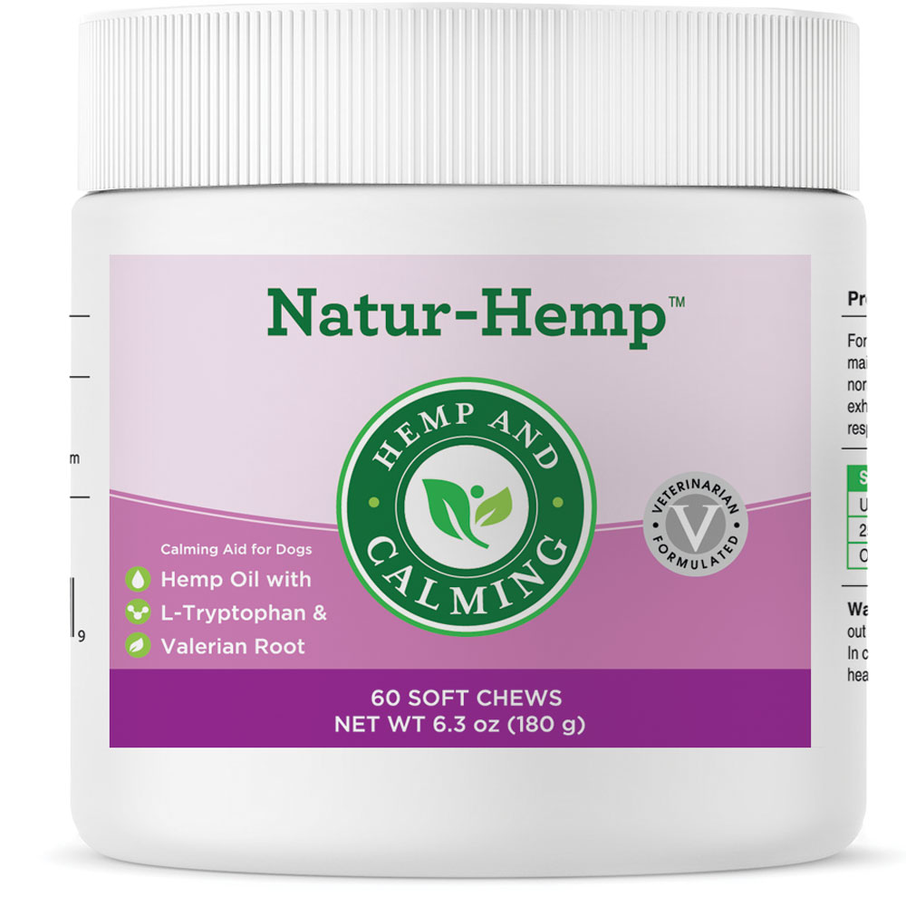 Natur-Hemp Hemp & Calming (60 Soft Chews) im test