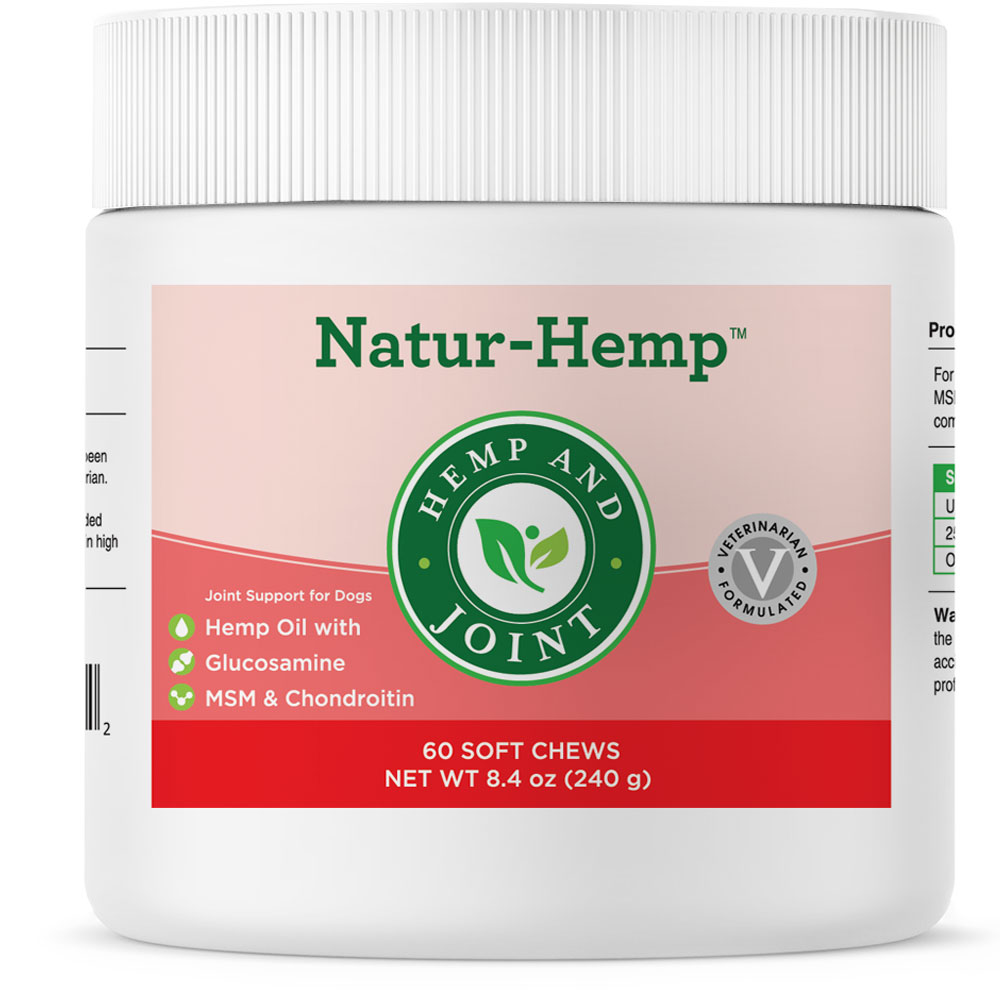 Natur-Hemp Hemp & Joint (60 Soft Chews) im test