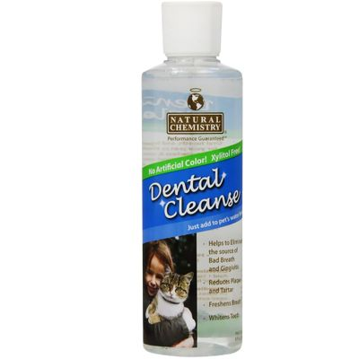 Natural Chemistry Dental Cleanse for Cats (8 oz)