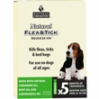 Natural Chemistry Natural Flea & Tick Squeeze-On for Dogs 25-50 lbs (5 months)