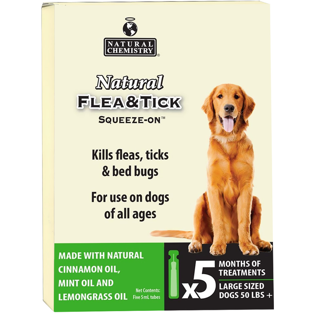 NATURAL-CHEMISTRY-FLEA-TICK-SQUEEZE-ON-OVER-50LBS