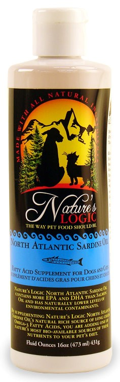 Nature's Logic Sardine Oil