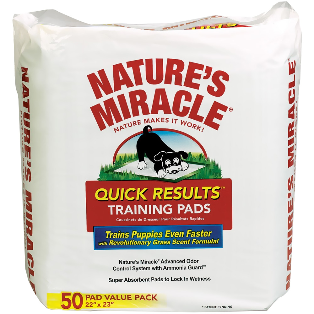 NATURES-MIRACLE-QUICK-RESULTS-TRAINING-PADS-50-COUNT