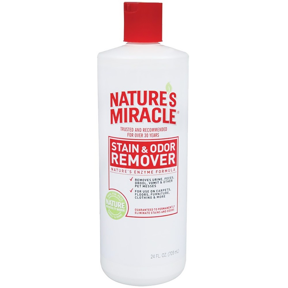 Nature's Miracle Stain & Odor Remover - Pour (24 oz) im test