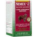 Nemex-2 Oral Liquid Dog Wormer - 2 oz (60 mL)